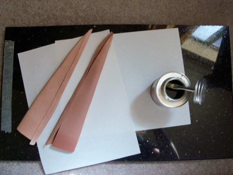 Как сделать уши эльфа из бумаги