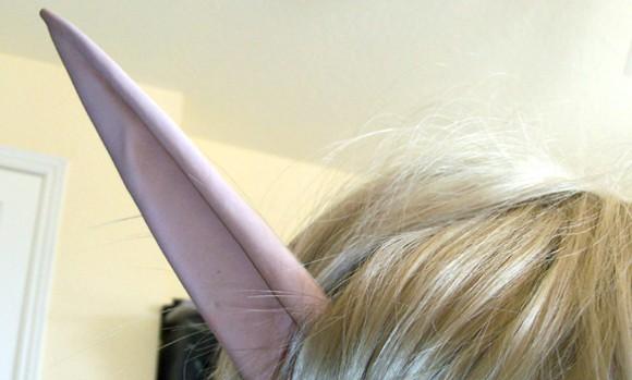 Как сделать эльфийские уши в домашних условиях - Очумелые ручки - Каталог статей - Все для творческих людей