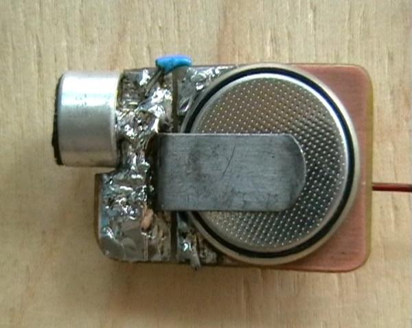 Как дома сделать подслушивающее устройство